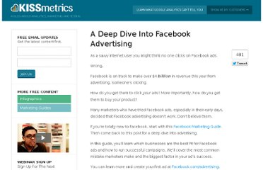 http://blog.kissmetrics.com/deep-dive-facebook-advertising/