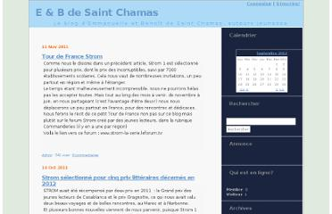 http://saintchamas.sosblog.fr/Blog-global-b0.htm