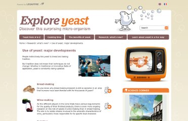 http://www.exploreyeast.com/article/use-yeast-major-developments