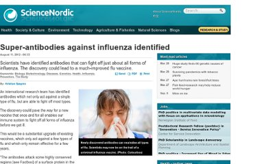 http://sciencenordic.com/super-antibodies-against-influenza-identified