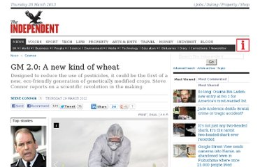 http://www.independent.co.uk/news/science/gm-20-a-new-kind-of-wheat-7595087.html