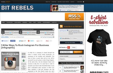 http://www.bitrebels.com/social/5-killer-business-instagram-tips/