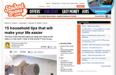 http://www.studentbeans.com/student101/a/housing-02/15-household-tips-that-will-make-your-life-easier2950.html?uid=646518