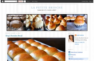 http://lepetitbrioche.blogspot.com/2012/08/kings-hawaiian-bread.html
