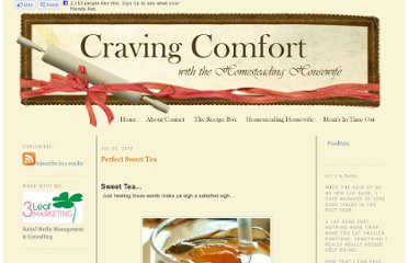 http://cravingcomfort.blogspot.com/2012/07/sweet-tea.html