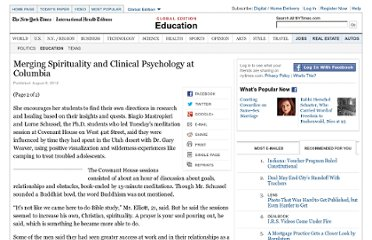 http://www.nytimes.com/2012/08/10/education/columbia-program-merges-therapy-and-spirituality.html?pagewanted=2&src=recg