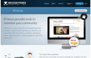 http://www.invisionpower.com/apps/nexus/