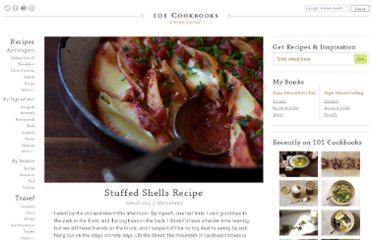 http://www.101cookbooks.com/archives/stuffed-shells-recipe.html