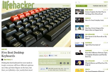 http://lifehacker.com/5933853/five-best-desktop-keyboards