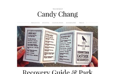 http://candychang.com/parking-park-and-heroin-guide/
