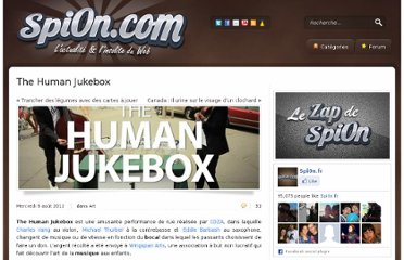 http://www.spi0n.com/the-human-jukebox/