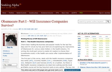 http://seekingalpha.com/article/696821-obamacare-part-i-will-insurance-companies-survive