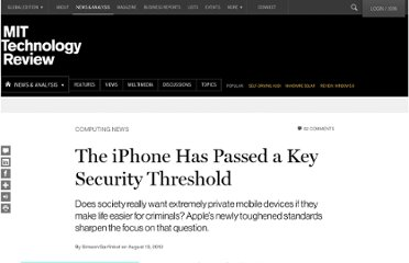 http://www.technologyreview.com/news/428477/the-iphone-has-passed-a-key-security-threshold/