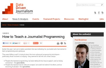 http://datadrivenjournalism.net/news_and_analysis/how_to_teach_a_journalist_programming