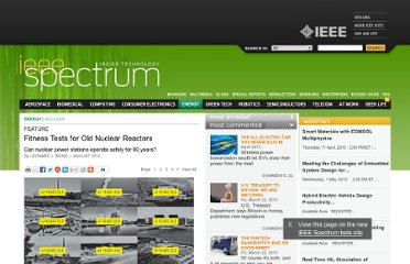 http://spectrum.ieee.org/energy/nuclear/fitness-tests-for-old-nuclear-reactors