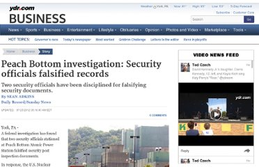 http://www.ydr.com/business/ci_21141082/peach-bottom-investigation-security-officals-falsified-records