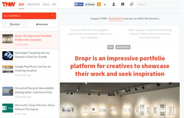 http://thenextweb.com/apps/2012/08/13/dropr-an-impressive-portfolio-platform-creatives-seek-inspiration-showcase-work/