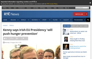 http://www.rte.ie/news/2012/0812/irish-eu-presidency-will-push-hunger-prevention.html