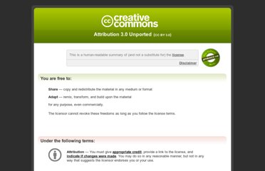 http://creativecommons.org/licenses/by/3.0/
