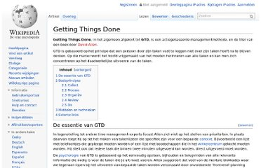 http://nl.wikipedia.org/wiki/Getting_Things_Done