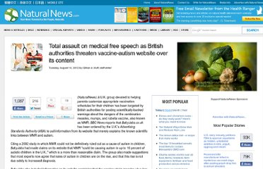 http://www.naturalnews.com/036801_free_speech_autism_website.html
