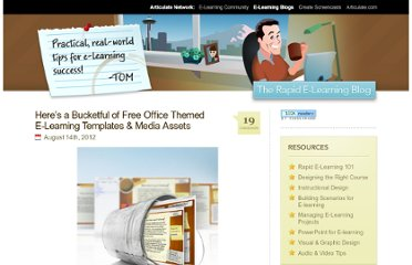 http://www.articulate.com/rapid-elearning/heres-a-bucketful-of-free-office-themed-e-learning-templates-media-assets/