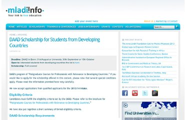 http://www.mladiinfo.com/2012/08/06/daad-scholarship-for-students-from-developing-countries/