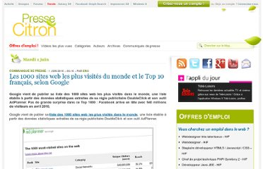 http://www.presse-citron.net/les-1000-sites-web-les-plus-visites-du-monde-et-le-top-10-francais-selon-google
