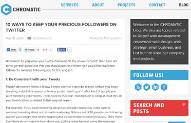 http://www.chromaticsites.com/blog/10-ways-to-keep-your-precious-followers-on-twitter/
