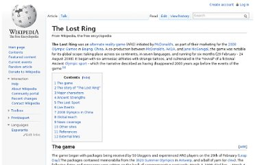 http://en.wikipedia.org/wiki/The_Lost_Ring