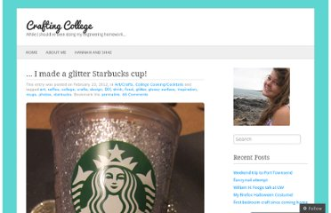 http://craftingcollege.wordpress.com/2012/02/23/i-made-a-glitter-starbucks-cup/