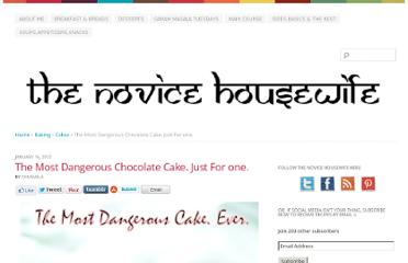 http://www.novicehousewife.com/2012/01/16/the-most-dangerous-chocolate-cake-just-for-one/