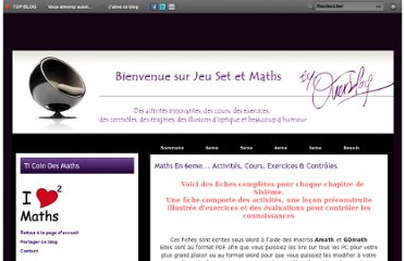http://www.jeusetetmaths.com/pages/Maths_en_6eme_Activites_cours_et_exercices-4962733.html