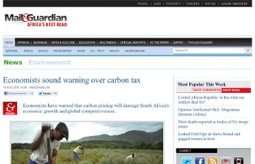 http://mg.co.za/article/2012-08-15-economists-sound-warning-over-carbon-tax