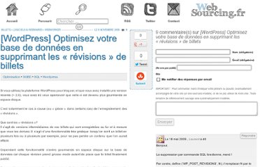 http://blog.websourcing.fr/wordpress-optimisez-votre-base-de-donnees-en-supprimant-les-revisions-de-billets/