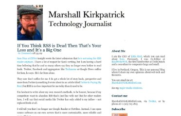 http://marshallk.com/if-you-think-rss-is-dead-then-thats-your-loss-and-its-a-big-one