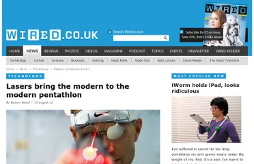http://www.wired.co.uk/news/archive/2012-08/13/modern-pentathlon-lasers