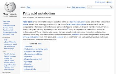 http://en.wikipedia.org/wiki/Fatty_acid_metabolism