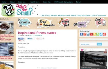 http://theysmell.com/inspirational-fitness-quotes/