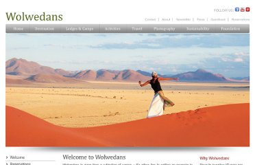 http://www.wolwedans-namibia.com/weddings.htm