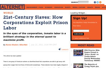 http://www.alternet.org/story/151732/21st-century_slaves%3A_how_corporations_exploit_prison_labor