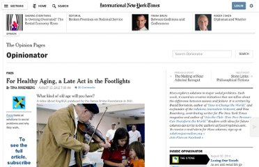 http://opinionator.blogs.nytimes.com/2012/08/15/for-healthy-aging-a-late-act-in-the-footlights/