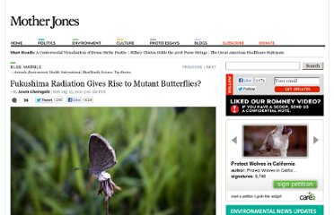 http://www.motherjones.com/blue-marble/2012/08/fukushima-radiation-causing-mutations-butterflies-0