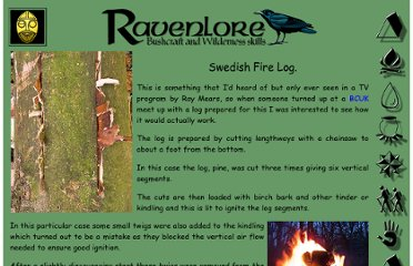 http://www.ravenlore.co.uk/html/swedish-fire-log.html