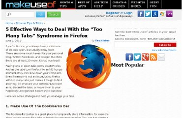 http://www.makeuseof.com/tag/5-effective-ways-to-deal-with-the-too-many-tabs-syndrome-in-firefox/