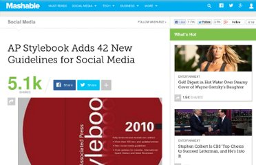 http://mashable.com/2010/06/02/ap-social-media-guidelines/