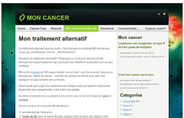 http://moncancer.info/mon-traitement-alternatif/