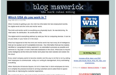 http://blogmaverick.com/2012/08/16/which-usa-do-you-work-in/