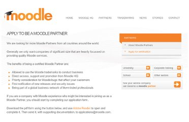 http://moodle.com/partners/application/