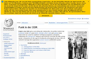 http://de.wikipedia.org/wiki/Punk_in_der_DDR